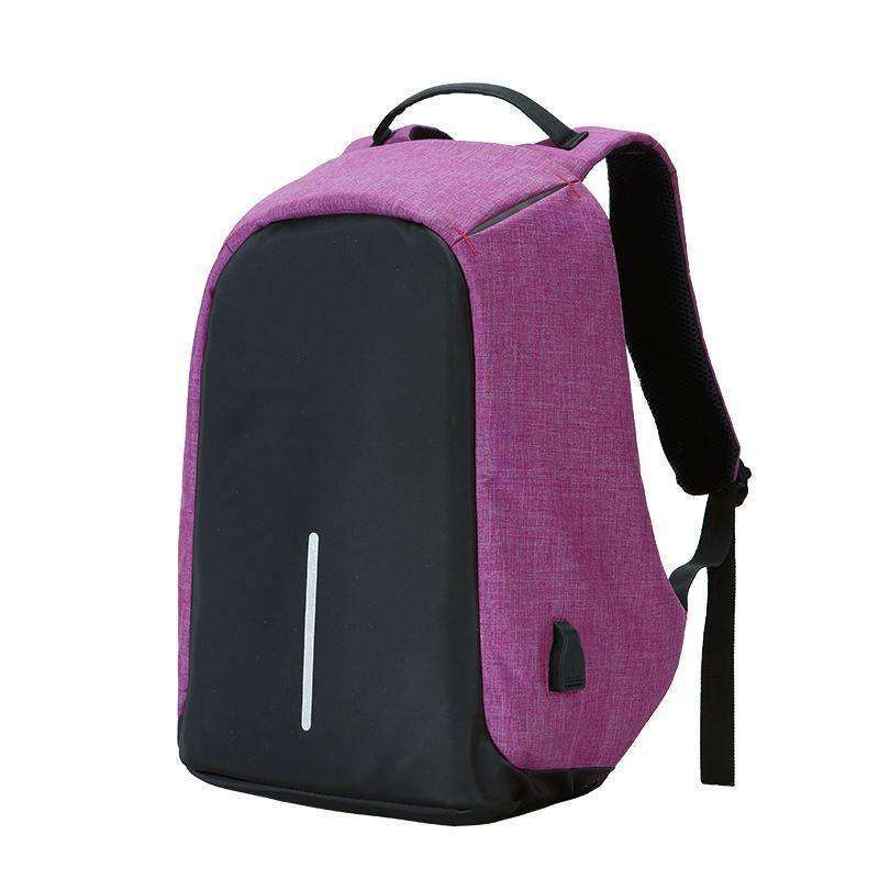 Anti Theft Backpack Are Also Good Accessories for Camping Adventure on Camp Grounds