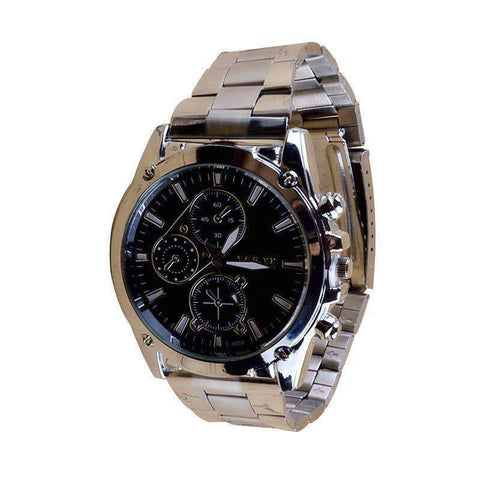 Men's Stainless Steel Watch