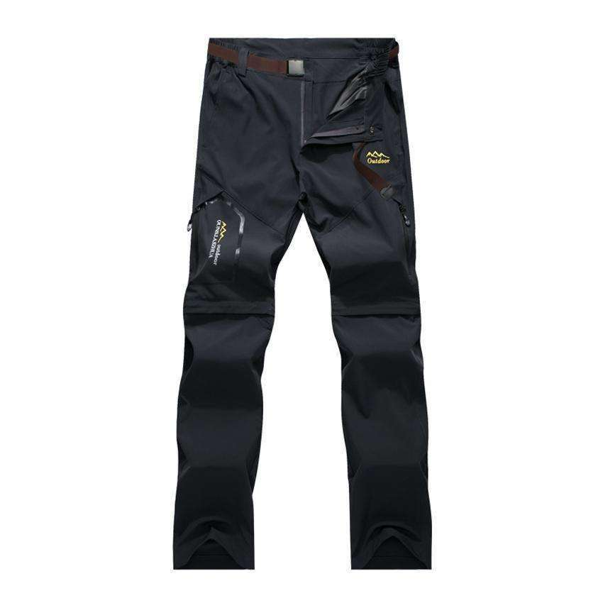 Men's Detachable Pants Blue