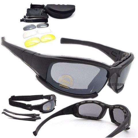 Polarized Tactical Glasses
