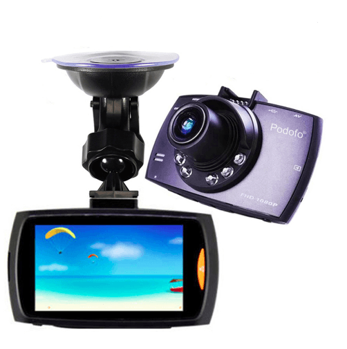 Car motion recorder