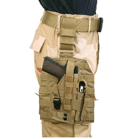 Concealment Holster and Concealed Carry