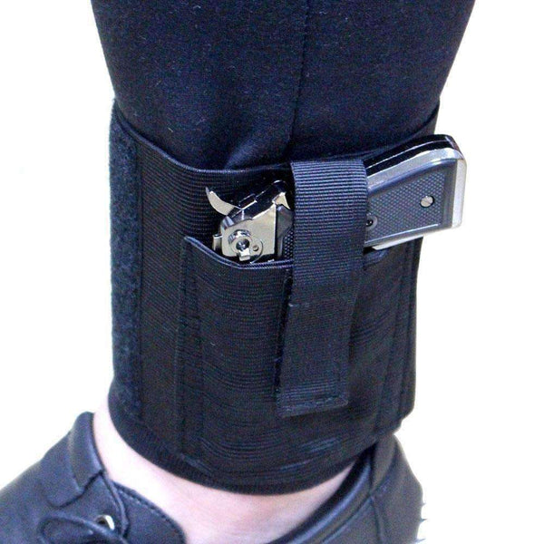 Concealed Ankle Holster Vs Blackhawk Holsters?
