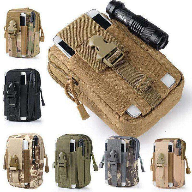 Universal Military Holster - My zone out