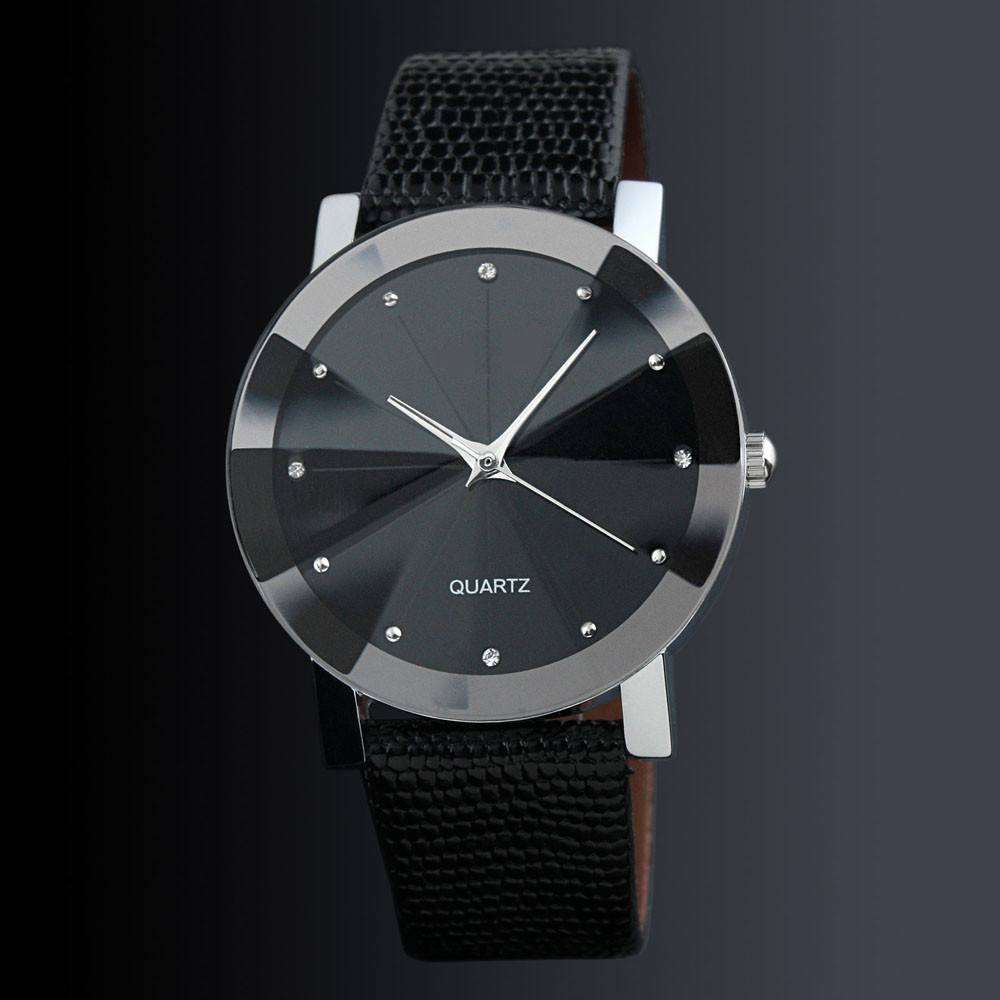 Luxury Quartz Stainless Steel Watch - My zone out