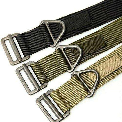Adjustable Survival Belt - My zone out