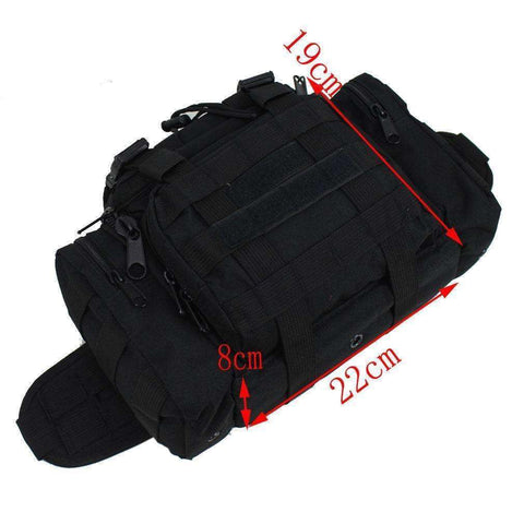 Military Multipurpose Waist Bag
