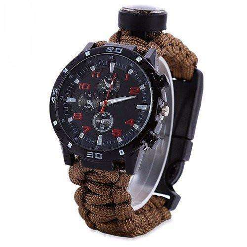 Brown 6-1 Survival Watch