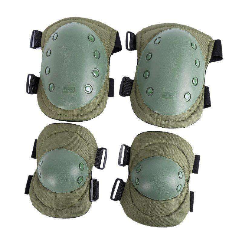 Protective Elbow & Knee Pads