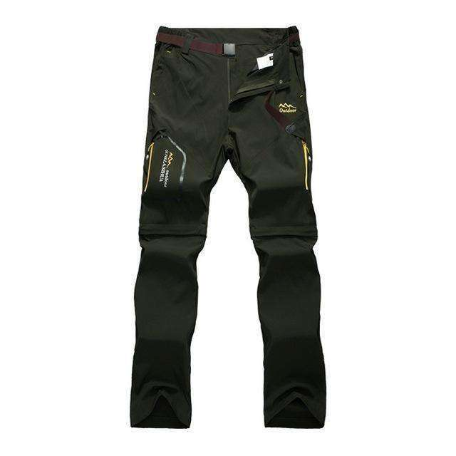 Men's Detachable Pants