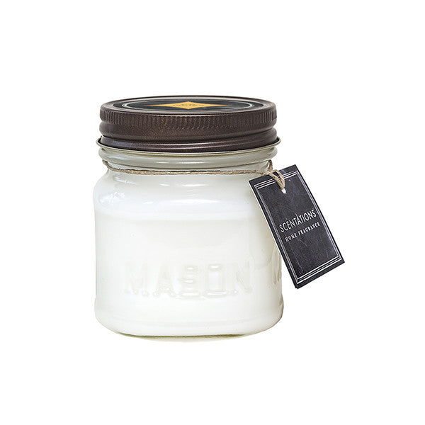 Papaya & Bamboo No. 99 Mason Jar Candle