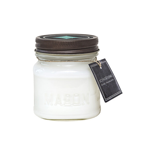 Seaside No. 93 Mason Jar Candle