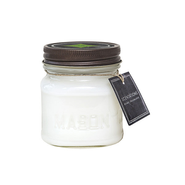Traditions No. 24 Mason Jar Candle