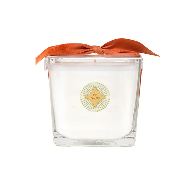 Papaya & Bamboo Legacy No. 99 Square Glass Candle