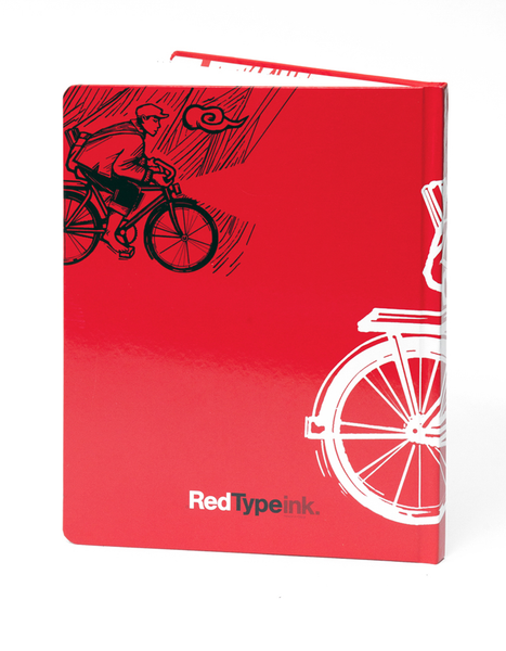 Bike Storm Sketchbook | Red Type Ink