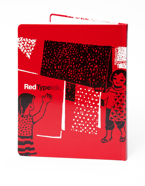 Laundry Kids Sketchbook | Red Type Ink