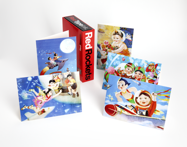 Red Rockets Box Set | Red Type Ink