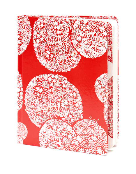 Red Trees Sketchbook | Red Type Ink