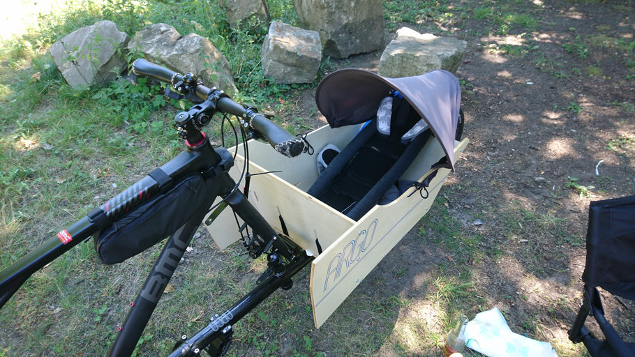 Martin Added a Baby Seat to the ARGO