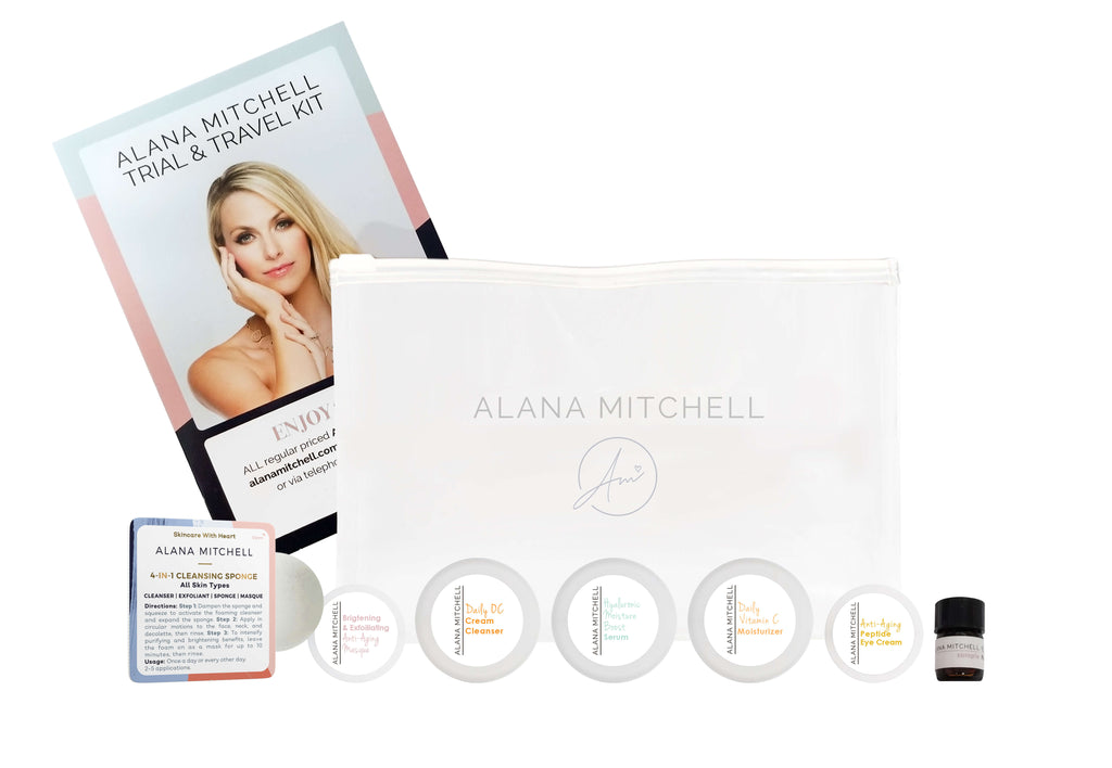Alana Mitchell Trial & Travel Kit