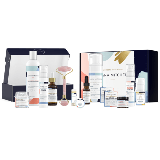 Alana Mitchell AM & PM Skincare Routine Kit