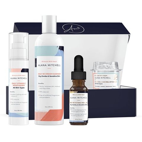 Alana Mitchell Deluxe Anti-Aging Set
