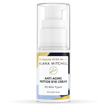 Alana Mitchell Anti-Aging Peptide Eye Cream .5oz
