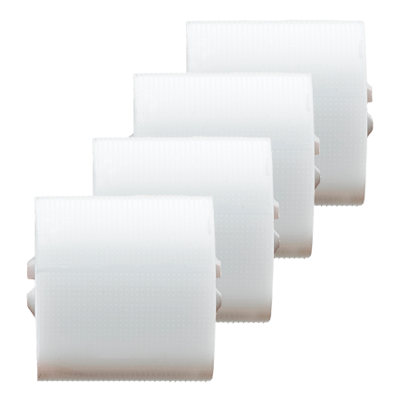Alana Mitchell Micro Dissolvable Roller Heads - 4 Pack