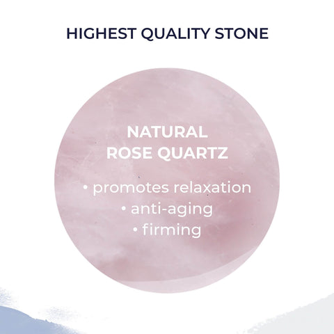 real and genuine natural rose quartz