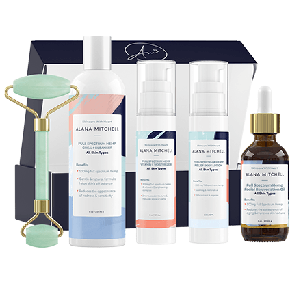 Alana Mitchell The Perfect Hemp Treatment Kit