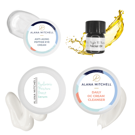 Alana Mitchell Anti Aging Sample Pack (Limit - One Per Person)