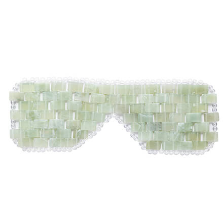 25% Off Alana Mitchell Stone Jade Eye Mask