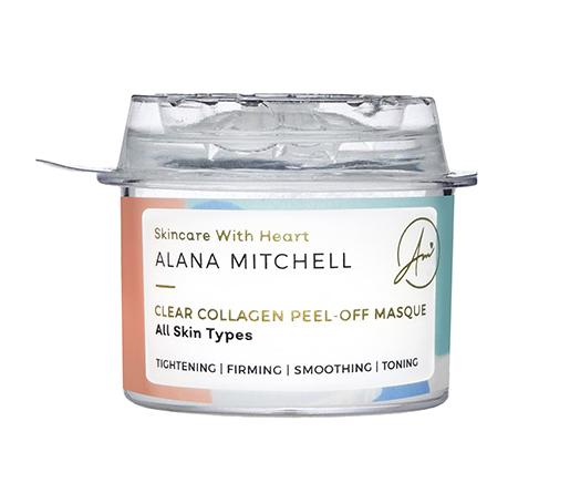 Discount Active: 40% OFF Clear Collagen Peel-Off Masque - 5 Pack