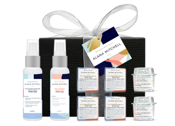 Discount Active: 50% OFF Top Sellers Kit - Alana Mitchell Skincare