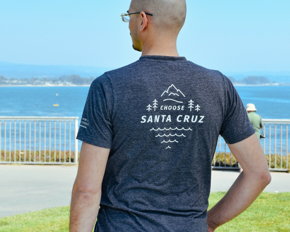Choose Santa Cruz - Men's Tee