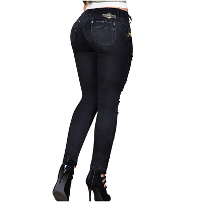 Jeans Levanta Cola Salome 6049