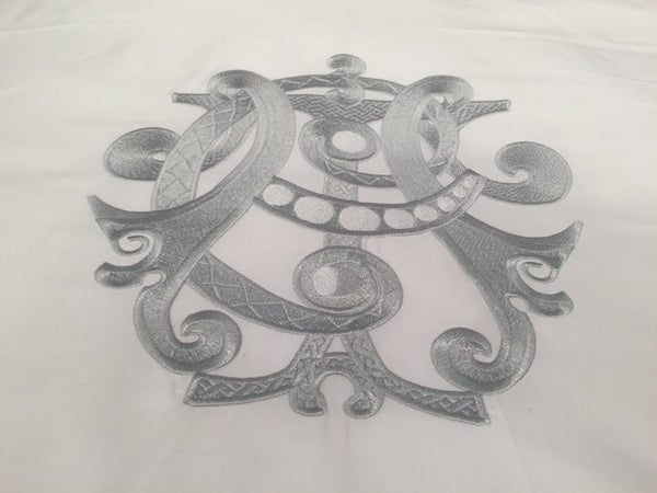 Bed Coverlet Toma Monogram