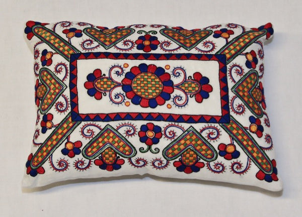 Pandora de Balthazár Dream Catcher decorative pillow cover.