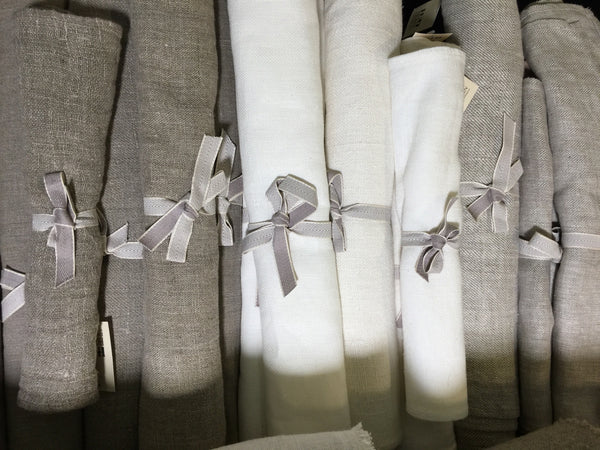 Fabric bundles by H&D Home at Heimtextil