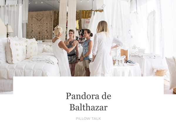 Pandora de Balthazar in Good Grit Magazine