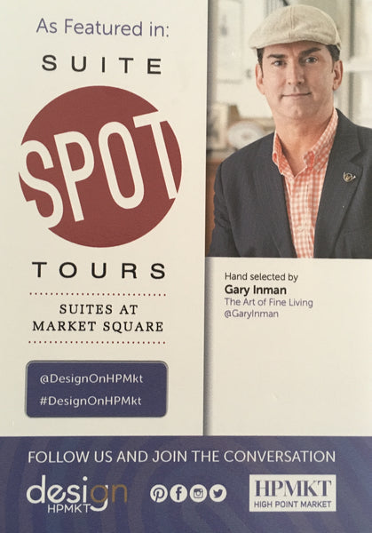 The Suite Spot Tours with Gary Inman visit Pandora de Balthazar