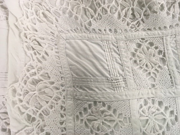 Antique Sham Elegant European Queen