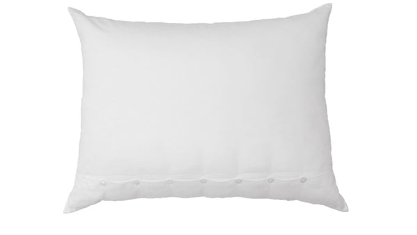 White pillow Sham Pandora de Balthazar
