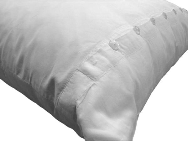 Button Back Pillow Sham Pandora de Balthazar
