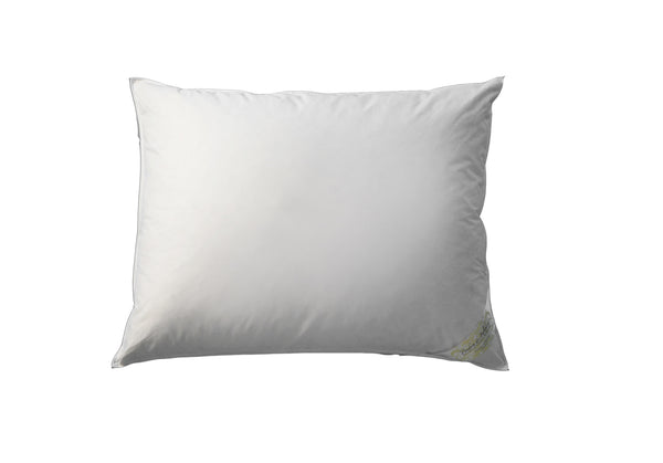 Eurostandard Hungarian Goose Feather Pillow and Sham Set