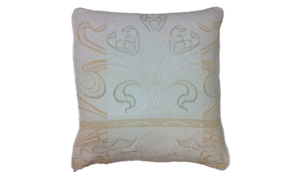 Antique Reclaimed Nouveau Tapestry Pillow Cover