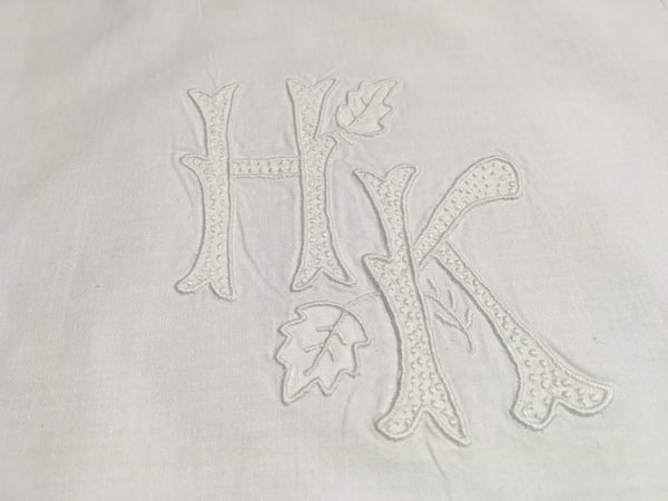 """HK"" Antique Shams"