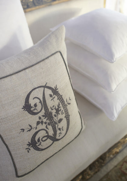 Square Overstuffed Feather Pillow Inserts