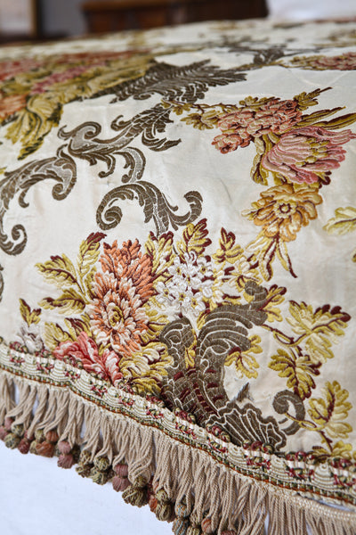 French Brocade Silk