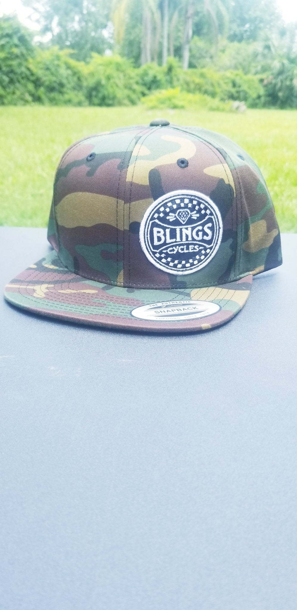 BLINGS CYCLES HATS